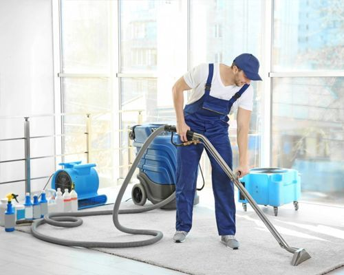one off cleaning services