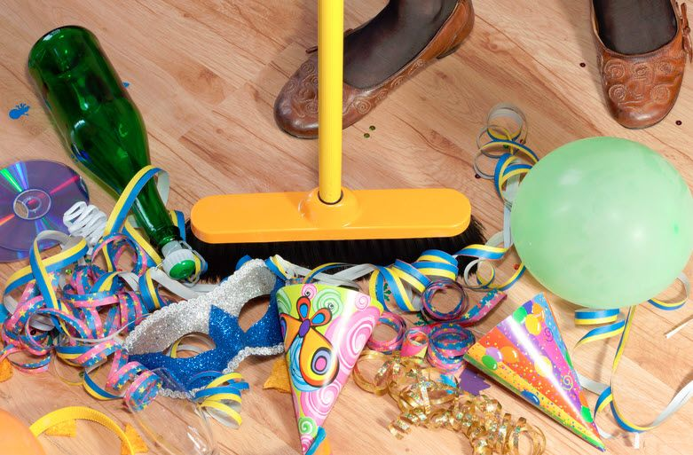 after party clean services Northampton