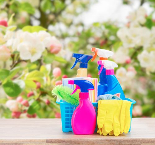 spring cleaning services northampton