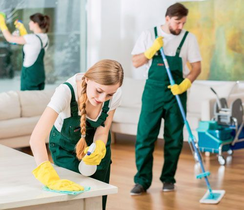 domestic cleaning services northampton
